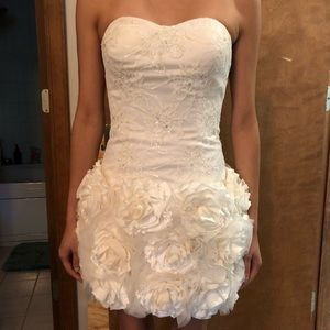 Wedding/Reception dress